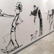 Выставка«Моисей Фейгин. И смеюсь, и плачу» фотографии