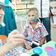 Детский день в парке «Фили» фотографии
