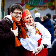 RED Масленица в Перовском парке фотографии