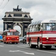 День Московского транспорта 2017 фотографии