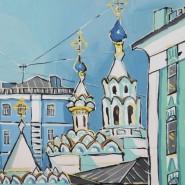 Выставка «Прогулка по Москве» фотографии