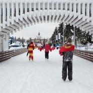День зимних видов спорта на ВДНХ 2016 фотографии