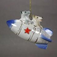 Выставка «Фарфоровый космос» фотографии
