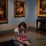 Акция «Ночь в музее» фотографии
