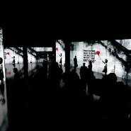 Мультимедийная выставка Banksy фотографии