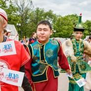 Акция «Надень народное на День России» 2018 фотографии