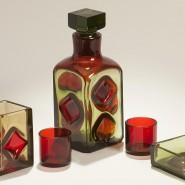 Выставка «Художественное стекло завода «Неман» фотографии