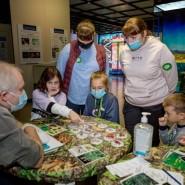 День Лешего в Дарвиновском музее 2021 фотографии