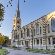 Кафедральный собор святых Петра и Павла фотографии
