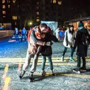 Открытие зимнего сезона в Саду имени Баумана 2016 фотографии