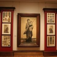 Выставка «Графика стен. Эскизы монументальных росписей XIX – начала XX веков» фотографии