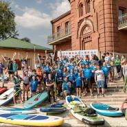 SUP-регата на Москве-реке 2019 фотографии