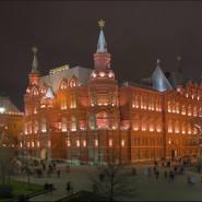 День рождения Исторического музея на Красной площади 2018 фотографии