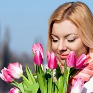 «День тюльпанов» в Воронцовском парке 2016 фотографии