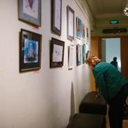 Выставка «Москва глазами современных художников» фотографии