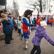 Масленица в Перовском парке 2018 фотографии