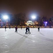 Каток в парке «Ходынское поле» 2020-2021 фотографии