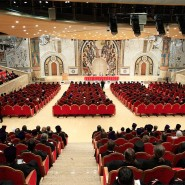 Зал церковных соборов Храма Христа Спасителя  фотографии