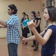 Открытые уроки в школе аргентинского танго Диалог фотографии