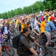 Велопробег на ВДНХ фотографии