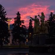 «Ночь искусств» на ВДНХ 2016 фотографии