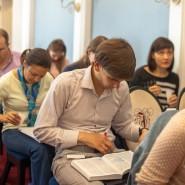 Бесплатный мастер-класс «Хочу быстро заговорить на английском!» фотографии