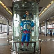 Выставка в честь 50-летия Большого Московского цирка фотографии