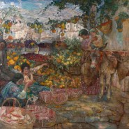 Выставка «Русский модерн. На пути к синтезу искусств» фотографии