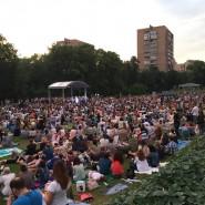 Ночной классический концерт в Ботаническом саду 29 июля фотографии