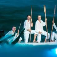 Музыкальное представление «Grand Канкан» фотографии