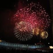 День защитника Отечества в Парке Победы 2019 фотографии