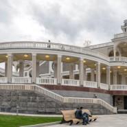 Парк Северного речного вокзала фотографии