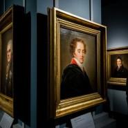 Выставка «История в лицах. Шедевры портретной живописи XVIII-XIX веков» фотографии