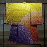 Выставка «Преображение кимоно: искусство Итику Куботы» фотографии