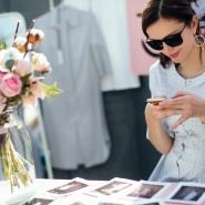 Маркет дизайнерской одежды «White Market» 2018 фотографии