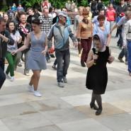 Праздник танцев и спорта «FlyFitness Day» фотографии