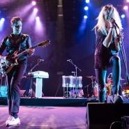 Концерт группы «The Kills» 2018 фотографии