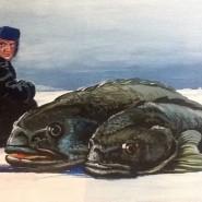Выставка «Found in Antarctica» фотографии