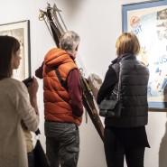 Акция «Ночь в музее» в Музее Москвы 2021 фотографии