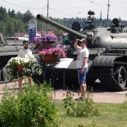 День танкистов в музейном комплексе «История танка Т-34» 2016 фотографии