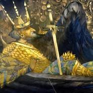 Выставка «Лаковое золото» фотографии