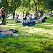 День города в Парке Горького фотографии