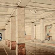 Выставка «Ретроскоп Московского метро» фотографии