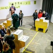 Выставка «Советский модернизм. Откуда: и Куда:» фотографии