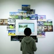 Выставка генеративного искусства «Автоматическая душа» фотографии