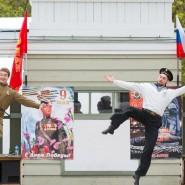 День Победы на ВДНХ 2021 фотографии