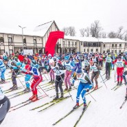 Фестиваль «Новогодняя лыжня» 2016 фотографии