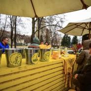 Субботник в парке искусств «Музеон» 2019 фотографии