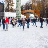 Каток «Лед» в Парке «Сокольники» 2015 фотографии