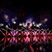 Международный фестиваль фейерверков «Ростех» 2018 фотографии